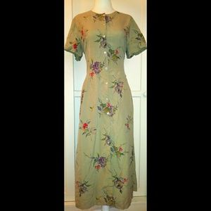 Casual Corner Women's Floral Dress Size 6